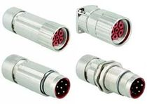 circular power connector M23 | B series igus&reg;