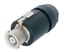 circular power connector 32 A | NAC3-HC series Neutrik AG