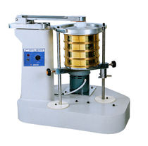 circular sieve shaker J-SRT JISICO Co., Ltd.
