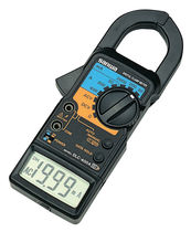 clamp multimeter for leakage current measurement max. 600 V, max. 400 A | DLC-400A Sanwa Electric Instrument
