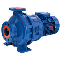 close coupled chemical resistant centrifugal pump 450 m3/h, 235 psig | ICB series Goulds Pumps