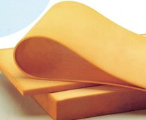 closed cell expanded polyurethane rubber sheet (PUR) Vulkocell/Polcell Eurofoam S.r.l.