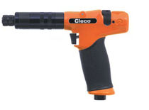 clutch type pneumatic screwdriver, pistol model Cleco Apex Tool Group SAS
