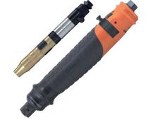 clutch type pneumatic screwdriver, straight model Cleco Apex Tool Group SAS