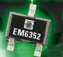CMOS voltage detector integrated circuit 1.3 - 4.6 V | EM6352 EM Microelectronic Marin
