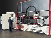 CNC assembly press  Held Technologie GmbH
