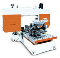 CNC automatic dual column horizontal band saw 900 - LPM OPUS CUTTING SOLUTIONS