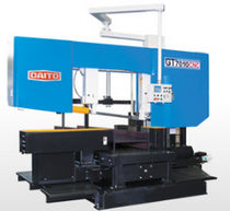 CNC automatic horizontal band saw for metal 1020 x 620 mm | GT7010CNC DAITO SEIKI