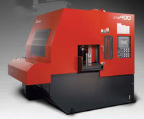 CNC automatic vertical band saw max. ø 430 mm | CTB400 Amada Cutting Technologies