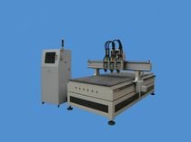 CNC cutting machine for sign-making 1300 x 2500 x 200 mm | PC-1325ATC-3/CE Jinan Penn CNC Machine CO.,Ltd.