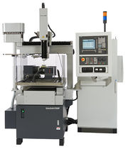 "CNC electrical discharge drilling machine (EDM) 21.6"" x 15.7"" (550 x 400 mm) 