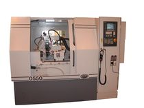 CNC external thread grinding machine max. ø 100 mm x 500 mm | 0550 Matrix Machine Tool
