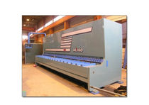 CNC hydraulic guillotine shears 10 - 30 mm | ALIKO Aliko