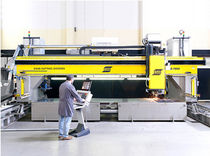 CNC laser cutting machine max. 25 000 mm/min | ALPHAREX™ ESAB