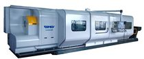 CNC lathe for long workpieces 2 000 - 8 000 mm | TITANO CNC COMEV