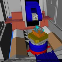 CNC machining simulation software Eureka Roboris