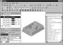 CNC machining simulation software NCTuner SPRUT Technology, Inc.