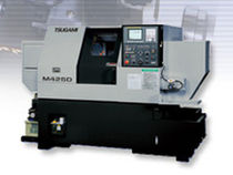 CNC mill-turn center max. ø 42 mm | M42SD Tsugami