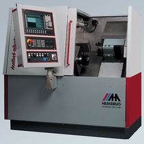 CNC mill-turn center max. ø 120 mm | Mikroturn 50 CNC HEMBRUG