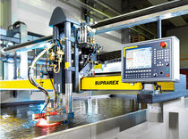 CNC plasma and oxyacetylene cutting machine max. 40 000 mm/min | SUPRAREX™ HD ESAB