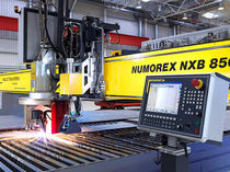 CNC plasma and oxyacetylene cutting machine max. 40 000 mm/min | NUMOREX™ ESAB