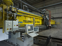 CNC plasma and oxyacetylene cutting machine max. 40 000 mm/min | TELEREX™ ESAB