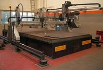 CNC plasma and oxyacetylene cutting machine MINI   Tecnipant s.r.l.