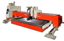 CNC plasma and oxyacetylene cutting machine 2.5 - 6 m x 3 - 70 m, 1 - 250 mm | TRIDENT Farley Laserlab