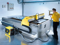 CNC plasma cutting machine max. 30 000 mm/min | E-VENT™  ESAB