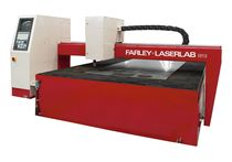 CNC plasma cutting machine 2 x 3 m, 0.5 - 35 mm | TruEdge I Farley Laserlab