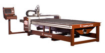 CNC plasma cutting machine G7 Fabricator FastCut CNC Inc.