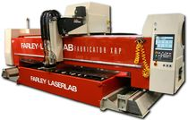 CNC plasma punching, drilling and shearing machine 6 - 140 mm | FABRICATOR XRP Farley Laserlab