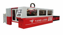 CNC plate cutting machine TQL-MFC-GB3015 Wuhan Tianqi Laser Equipment Manufacturing Co., Ltd