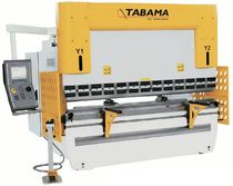 CNC press brake 800 x 400 mm Tabama Sheet Metal Working Machinery