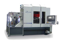 CNC production surface grinding machine max. 1000 x 550 x 520 mm | PROFIMAT MC 	 Blohm Maschinenbau