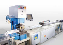 CNC punching machine for tubes and profiles 100 - 650 kN | RPS series FRIEDRICH PETIG GMBH