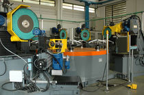 CNC rotary table grinding-polishing machine  GHIDINI FELICE ITALO & C. SRL