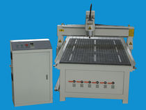 CNC router for aluminum sheets (aeronautical industry) 1200 x 2400 x 200 mm | PC-1224V Jinan Penn CNC Machine CO.,Ltd.