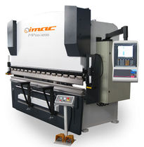 CNC synchronized hydraulic press brake  MP 100-3200 IMAC