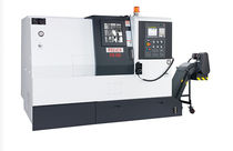 CNC turning center max. ø 350 mm | FTC-350 FAIR FRIEND