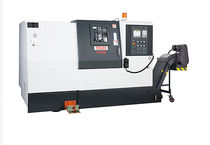 CNC turning center max. ø 350 mm | FTC-350L FAIR FRIEND