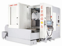 CNC universal milling machine 1000 x 800 x 700 mm | UMC-1000 EUMACH