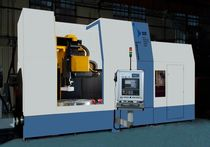 CNC vertical cylindrical grinding machine ø max. 2500 mm | RVU DS Technologie