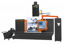 CNC vertical lathe V-Turn B CNC KAAST CNC Solutions
