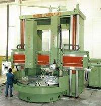CNC vertical turning center max. ø 2 500 mm | TG20 Mario Carnaghi