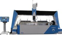CNC water-jet cutting machine Cobra PTV spol. sr.o.