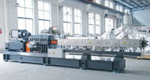 co-rotating twin screw extruder TDS-D series Useon (Nanjing) Extrusion Machinery CO., LTD
