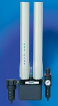 CO2 adsorption filter max. 90 l/min  Texol Technical Solutions