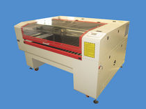 CO2 laser cutting and engraving machine 1400 x 1000 mm | PC-1410L Jinan Penn CNC Machine CO.,Ltd.