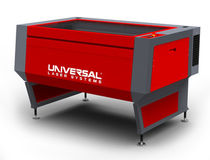 CO2 laser cutting, engraving and marking machine  Universal Laser Systems
